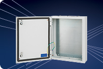 SAC - Power distribution cabinet with IP 65 cover