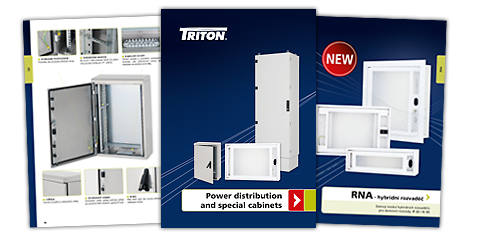 Power distribution and special cabinets