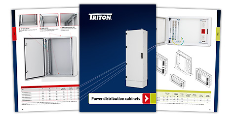 Power distribution cabinets 2016