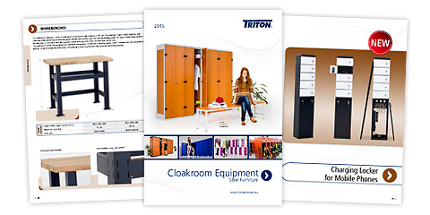 Cloakroom Equipment 2015 - catalogue