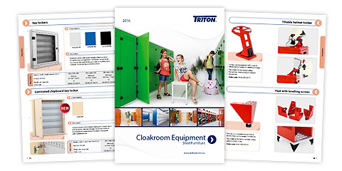 Cloakroom Equipment 2016 - Catalogue