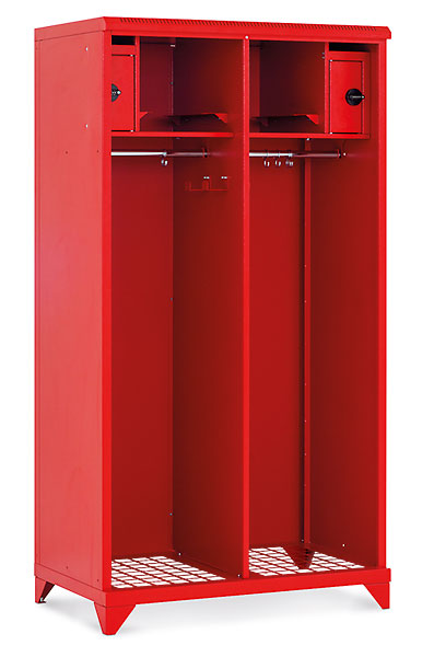 Fire lockers and lockers for rescue services - IPC