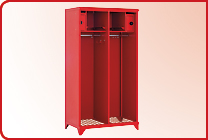 Fire lockers IPC