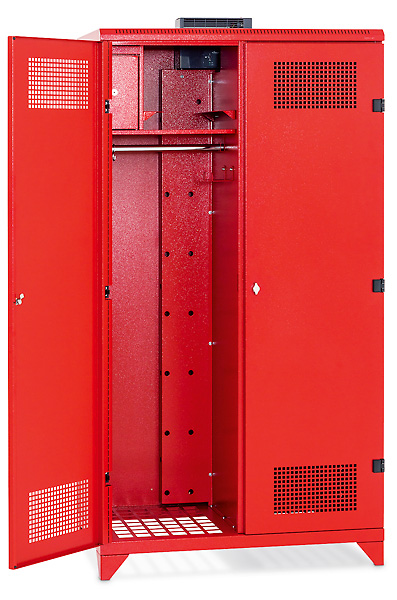 IPD - Fire lockers and lockers for rescue services