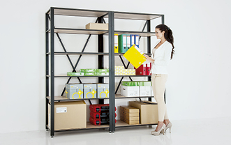 Shelf racks