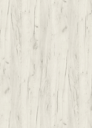 laminate oak white craft K001
