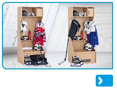 Hockey box