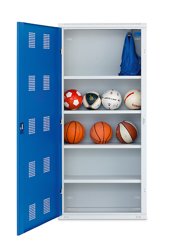 Ball locker - steel